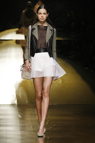 Mackage Takes Day 3 Of Toronto Fashion Week