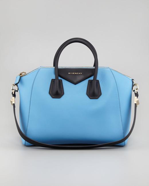 16-Small-Baby Blue-Givenchy Antigona