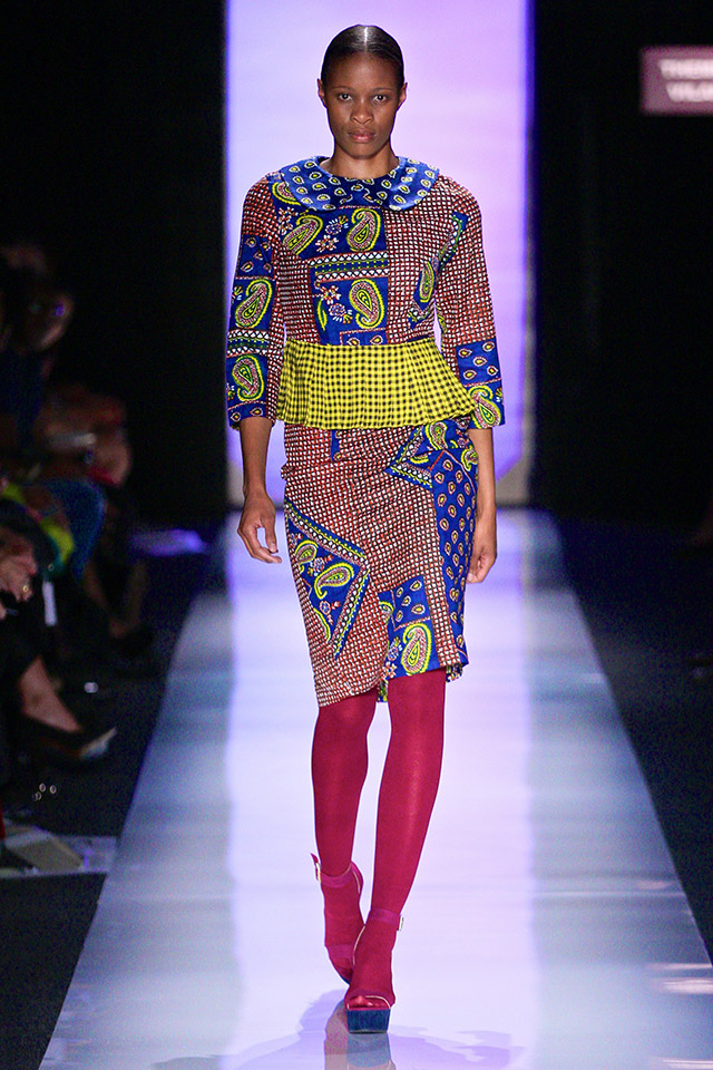 Yadah South African Fashion Week