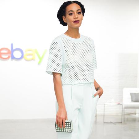eBay celebrates the Future of Shopping, New York, America - 22 Oct 2013